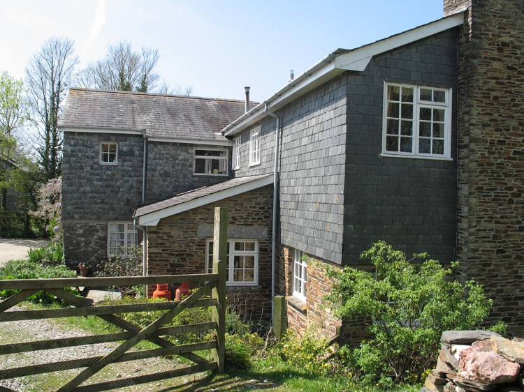 Browns barn holiday cottage in Cornwall