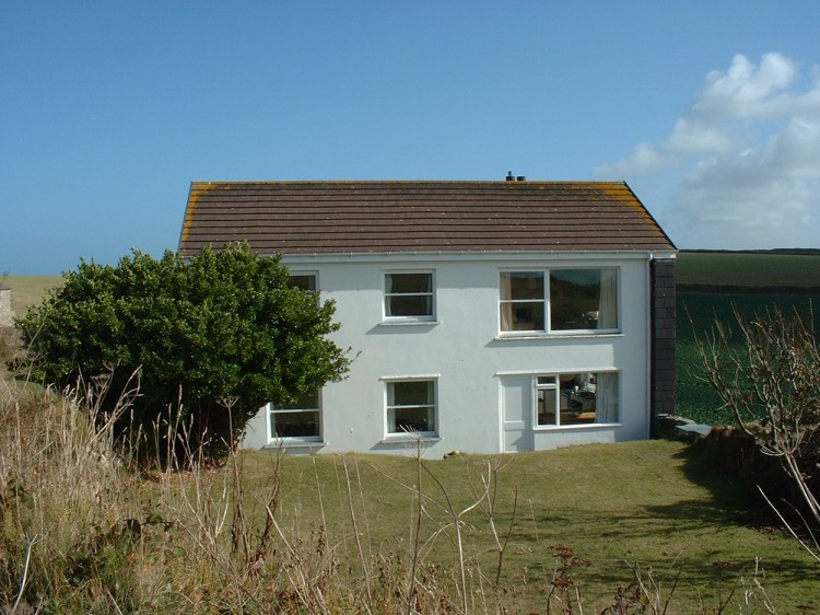 Pencobben holiday home in St Ives Cornwall