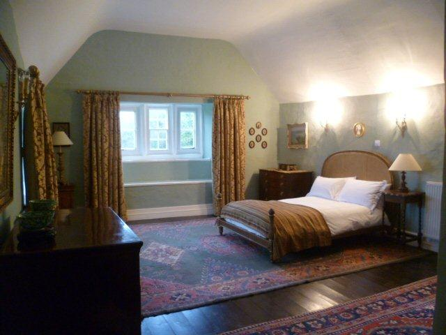 Tregarden is a manor house holiday let in St Mabyn Cornwall