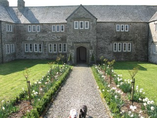 Tregarden manor house holiday let in St Mabyn Cornwall