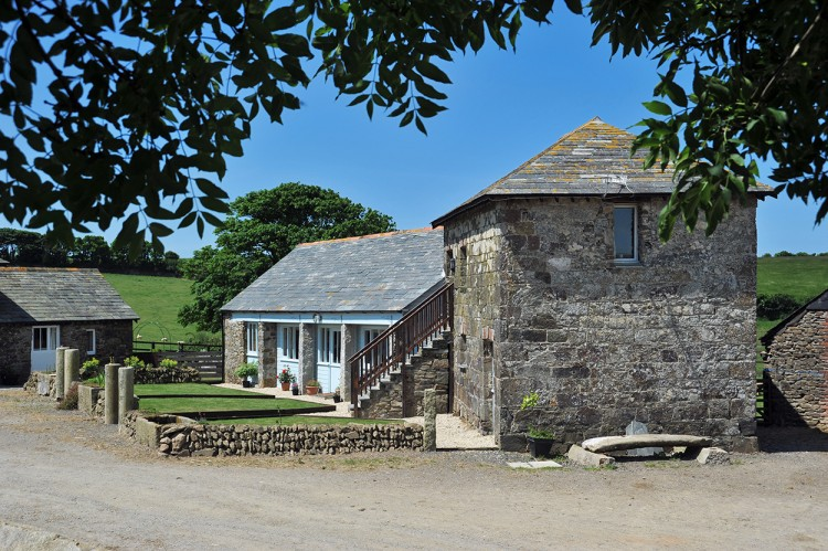 Waggon house holiday cottage in Port Isaac