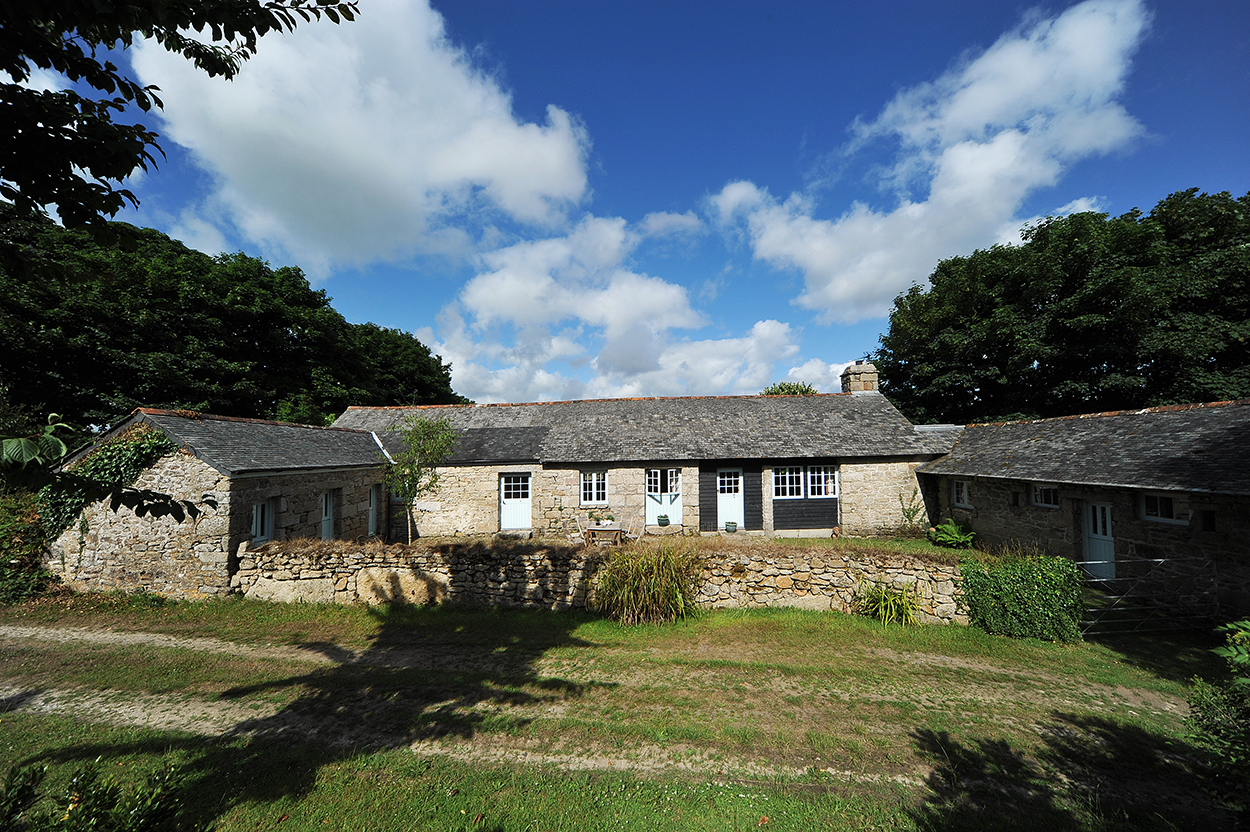 Bosbenna Holiday cottage to let in Cornwall