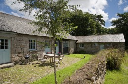 Bosbenna holiday home in Falmouth Cornwall