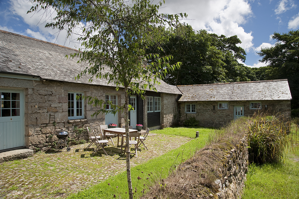 Holiday Cottage Constantine Near Falmouth In Cornwall