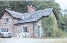 Gamekeepers Holiday Cottage to let Fowey Cornwall
