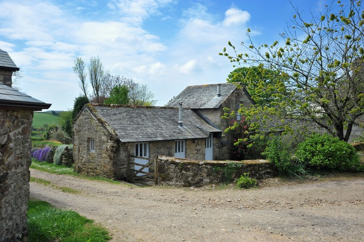 Holiday letting in lovely setting in Cornwall
