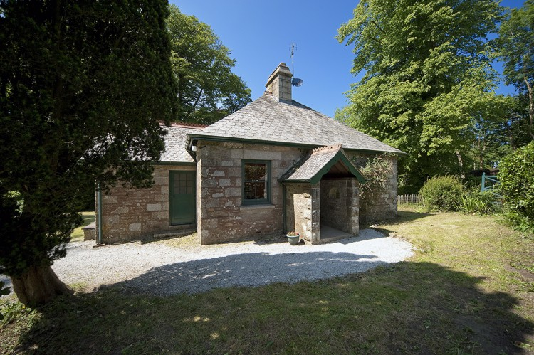 Bovathick Lodge Holiday Home Constantine Cornwall