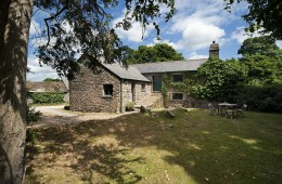 Holiday cottage Constantine Falmouth Cornwall