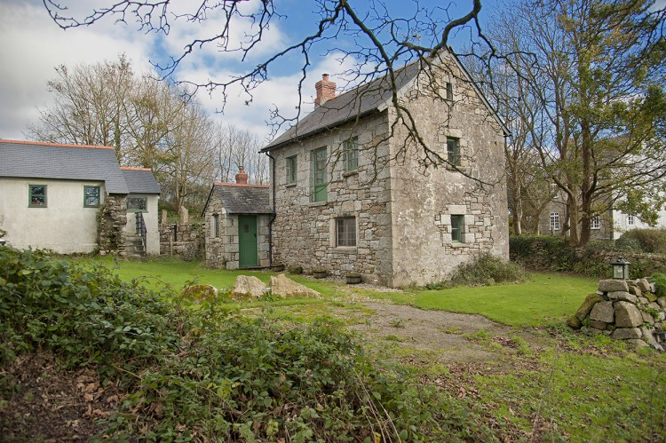 Badgers holiday cottage in Cornwall
