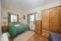 Badgers holiday home double bedroom