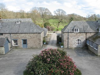 Head Grooms and Stable yard holiday home Liskeard Cornwall