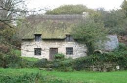 Holiday Cottage to Rent Helford River in Cornwall