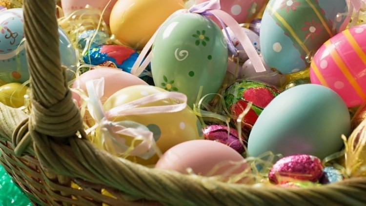 Looking for somewhere to hide your Easter eggs? We have some perfect places