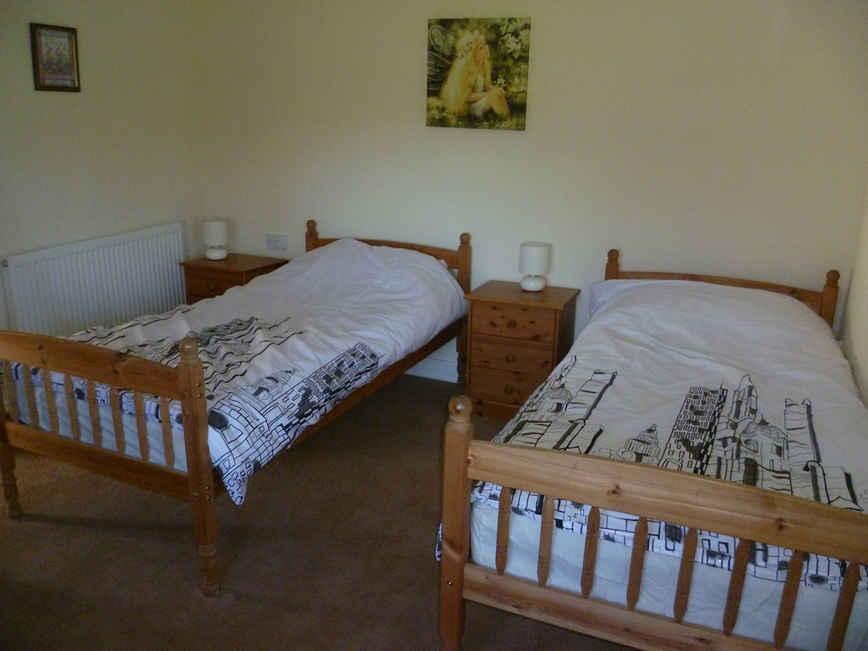 Josiahs cottage holiday home near Port Isaac twin room
