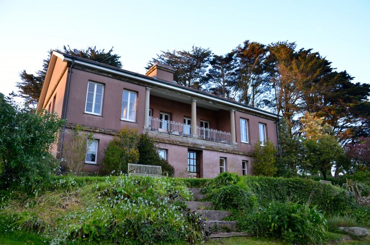 Lorelei Holiday cottage to let Helford Passage Cornwall
