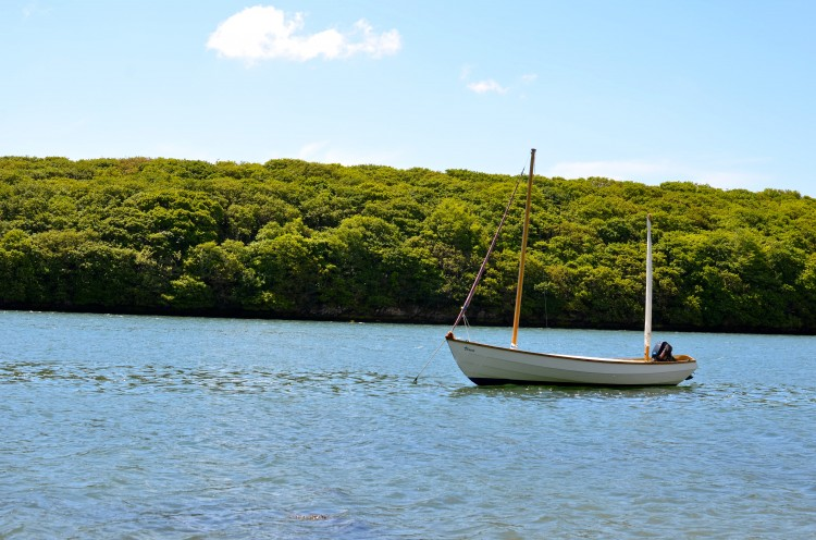 Lorelei holiday cottage to let Helford River