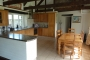 Self-catering Port Isaac Waggon House Kitchen